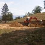 CH 2 clearing lot 21