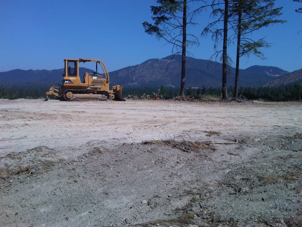 PV Lot 16 clearing