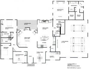 Bellewood-house plan