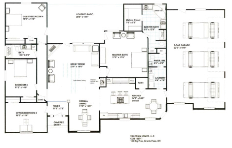 Bigpine 3 Floor Plan