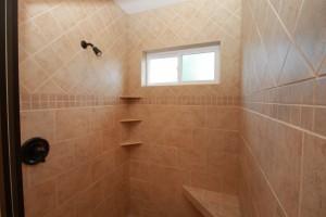 Castle Hts 909 Bishop Home- Master Bath Shower