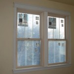 103 Columbia Crest-window trim in around double hung windows