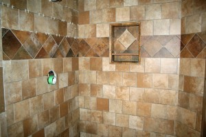 tile in Master Bath@130 Columbia-Paradise Vista