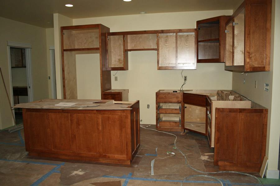 Cabinets 1 Kitchen 103 Columbia Crest Paradise Vista Grants Pass,OR
