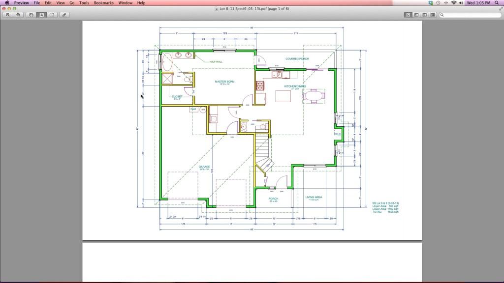 1606 floor plan